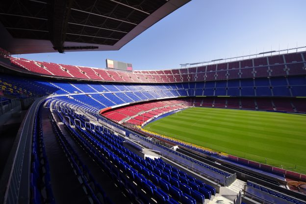 FC Barcelona (Nou Camp) Football Stadium